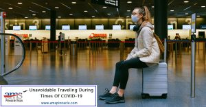 Unavoidable traveling during times of COVID-19